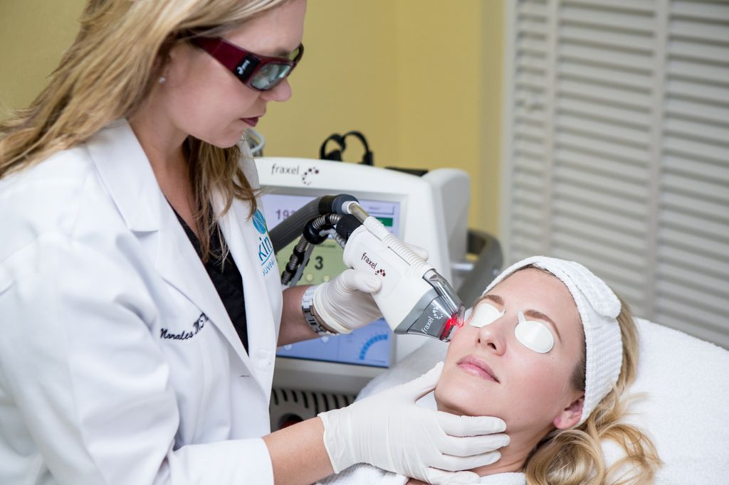 Fraxel Laser Treatment South Tampa